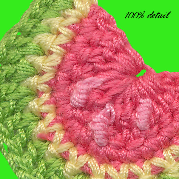 Crocheted Flowers, Volume 3 - Click Image to Close